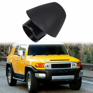 Antenna Base Bezel Fit Toyota FJ Cruiser 2007-2014 Ornament Replaces Cover Trim