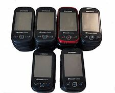 27 Lot Samsung Seek SPH-M350 CDMA Android Boost Mobile Smartphone Bluetooth Used