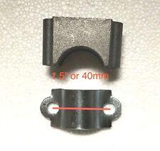 "front engine block & mount bracket 1.5"" 40mm for 80cc 2-stroke gas motor bike"