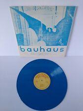 "Bauhaus Bela Lugosi's Dead Vinyl 12"" EP Record BLUE Color NM Goth Rock Post-Punk"