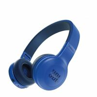 JBL E45BT Bluetooth  On-Ear Wireless Foldable Headphones Blue
