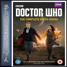 DOCTOR WHO - COMPLETE SERIES 9 - NINTH SERIES  *BRAND NEW DVD***