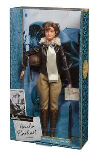 BARBIE SIGNATURE Inspiring Women Series Amelia Earhart Doll NRFB