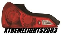 FITS INFINITI G37 Q60 COUPE 2008-2015 LEFT DRIVER TAILLIGHT TAIL LIGHT REAR LAMP