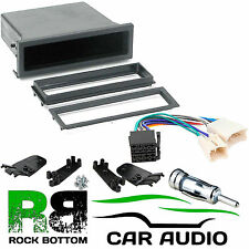 TOYOTA Celica 1982 to 1997 Car Stereo Radio Universal DIN E Fascia Pocket Kit
