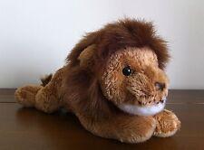 Yomiko Classics Lion Jungle Cat Soft Plush Toy Small Buck
