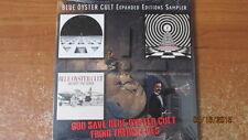 BLUE OYSTER CULT - Expanded Editions Sampler PR 11-TRK CD, SEALED