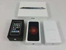 Apple Boxes iPhone 6+ iPad Lot of 4 EMPTY Retail Box No Accessories iPhone 3G