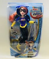 "Mattel DC Super Hero Girls BATGIRL 12"" Action Doll"