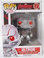 2015 Funko Marvel Avengers: Age of Ultron Pop Figure #72-Ultron