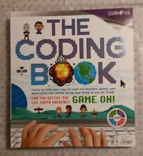 THE CODING BOOK, (2018, Ringbound) Curious Universe Endorsed by Snap Australia