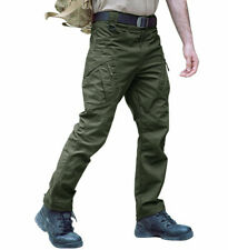 IX9 Mens Tactical Pants Military Army Filed Combat Training Pants Cargo Trousers