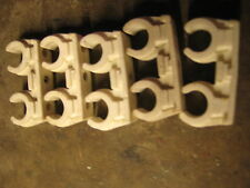 Rohrclip, Kunststoff, Schelle, Kunststoff Rohr Schelle für Kupferrohr, Rohr