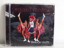 CD ALBUM ORGAN HARVEST Bowels waltz 3700232672095 DEATH METAL