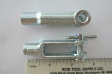 Clevis Pin 3//8 x 3-1//4 LCS ZY 50 Pieces