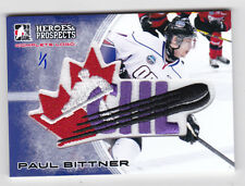 Paul Bittner 2014-15  ITG Heroes & Prospects Complete CHL Logo Patch Card 1 of 1