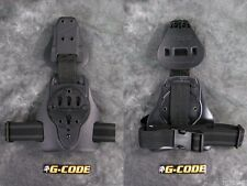 NEW G-CODE MULE ISS DROP LEG HOLSTER CARRY PLATFORM with REAC CLIP DOWN STRAP
