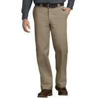 Dickies Men'S Big & Tall Desert Tan Flex 874 Original Fit Classic Work Pants