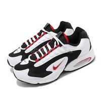 Nike Air Max Triax 96 White Red Black Mens Retro Running Shoes CD2053-105