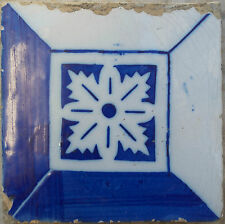 Antique Tile - Portuguese Tile - 19th century - Original Portugal Tile 19th