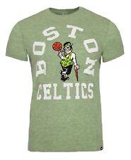 WOMENS Size 8 10 47 Brand BOSTON CELTICS Cotton T Shirt Basketball NBA Jersey