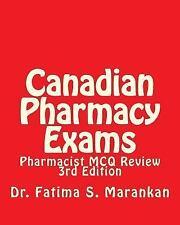 Canadian Pharmacy Exams: Pharmacist MCQ Review 3rd Ed March 2016: Pharmacist M..