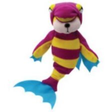 "SKANSEN BEANIE KID ""MINI FINS THE FISH BEAR-2009 AQUATIC PALS  REDEMPTION""  MWMT"