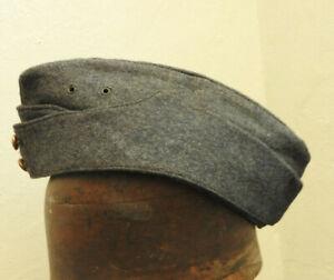 Original Military Early WW2 RAF Side Cap Field Service Uniform Hat Cap  (5299)