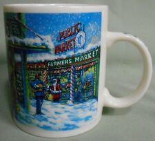 Starbucks Coffee HOLIDAY FARMERS MARKET Handled Mug