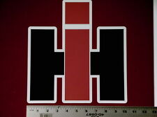 IH sticker decal Case IH International Harvester IMCA NHRA USRA