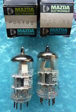 PCC189 / 7ES8  MAZDA  MATCHED-PAIR IN ORIGINAL BOXES