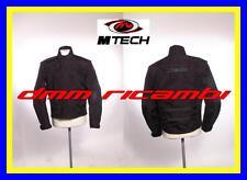 Giacca giubbotto in cordura M-TECH Sphere Nero Tg.54 moto scooter MTECH tecnico