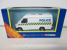 Corgi Ford Transit Van Police