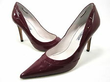 CHARLES DAVID, LUXE PUMP, WOMENS, RED, US 9M, LEATHER, NEW WITHOUT THE BOX