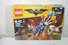 BOITE DE JEU LEGO THE BATMAN MOVIE 70900 JOKER BALLON ESCAPE NEUF