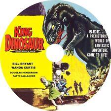 King Dinosaur (1955 Sci-Fi film) Mod Dvd disc only