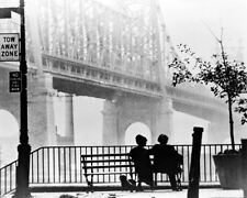 Manhattan Woody Allen 16x20 Canvas Giclee