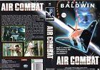 Air Combat (1999) VHS CVC ex Noleggio Daniel BALDWIN