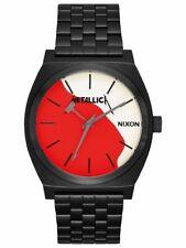 "Nixon A045-3102 Time Teller Metallica ""Kill 'Em All"" Men's Watch"