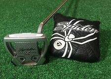 """New listing TaylorMade Spider X Chalk/White Slant Putter Traxion Super Stroke 35"""" W/HC"""