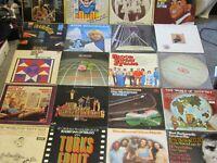 Vinyl LP mixed Job Lot
