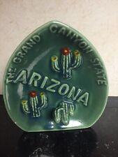 Vintage Kelvin's Treasures Japan Arizona The Grand Canyon State Souvenir Plate