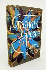 A Burnt Out Case by Graham Greene - First Edition 1st/1st
