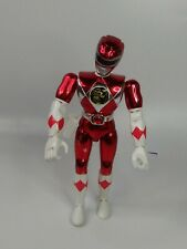 New listing Mighty Morphin Power Rangers - Metalized Red Ranger (1995, Bandai)