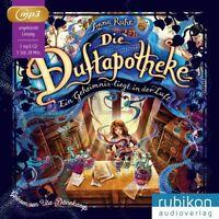 ANNA RUHE - DIE DUFTAPOTHEKE (1) - EIN GEHEIMNIS LIEGT IN DER LUFT  MP3 CD NEW