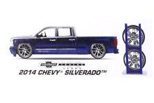 Jada Just Trucks - 2014 Chevy® Silverado™ (Blue/Gray)