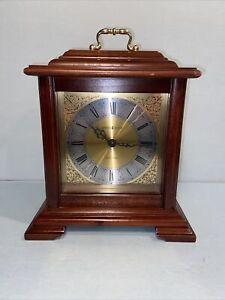 Howard Miller Medford Mantel Clock 612-481 – Quartz & Dual-Chime Movement