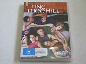 One Tree Hill - Complete Season 1 - 6 Disc Set - Region 4 - VGC - DVD