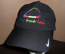 f0f43f2d8ca NEW NWT Unworn NIKE GOLF ONE TRUE LAX LACROSSE Unstructured UNISEX  StrapBack HAT
