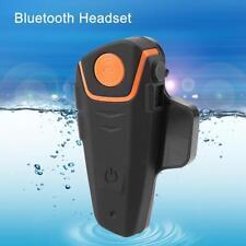 Bluetooth Helmet Communication Motorcycle Intercom Headset Motorbike Interphone